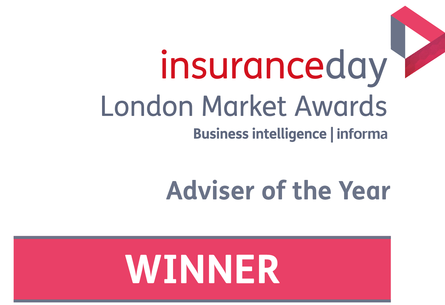 Insurance Day Awards – Adviser of the Year